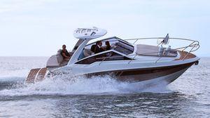 inboard cabin cruiser / open / sport / 8-person max.