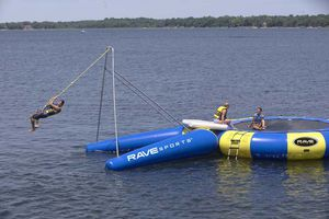 seesaw water toy