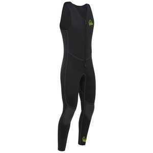 watersports wetsuit / full / sleeveless / 3 mm