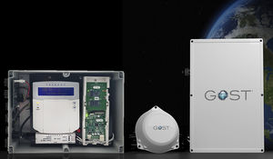 position and tracking system / for yachts / GPS / GSM