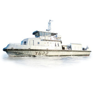 ship propulsion system / diesel-electric hybrid