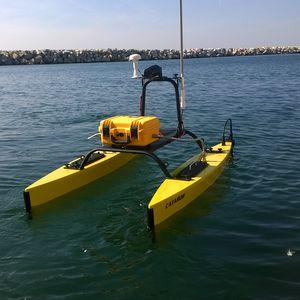 oceanographic survey marine drone