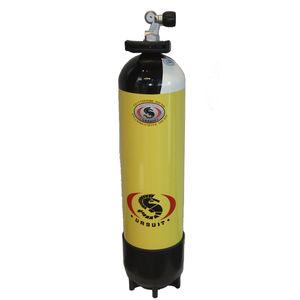 oxygen scuba tank