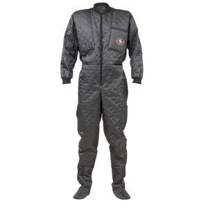 dive base layer suit / fleece / breathable / for drysuits
