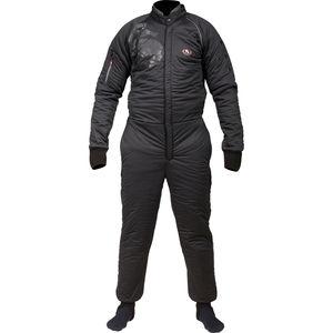 fleece base layer suit / breathable / dive