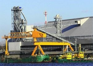 conveyor ship loader