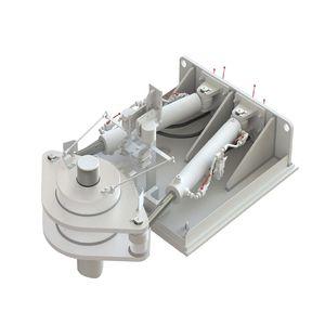 ship steering gear system