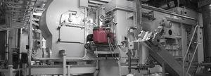 waste ship incinerator