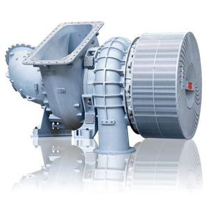 marine turbocharger