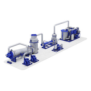 LNG carrier inert gas generator