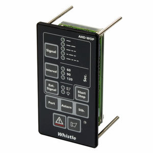 ship control panel / for yachts / horn