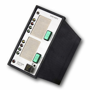 ship control panel / for yachts / standby pump / with alarm