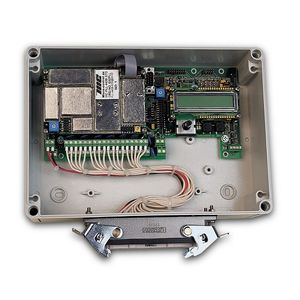 terminal receiver / for harbors / remote control