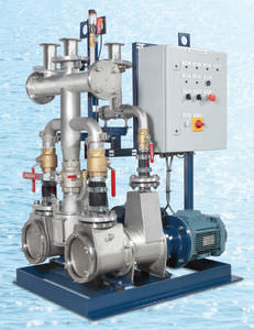 ship vacuum pump / toilet / electric