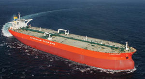 oil tanker cargo ship / VLCC / Aframax