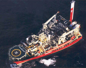 FPSO offshore support vessel