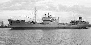 tanker barge cargo ship