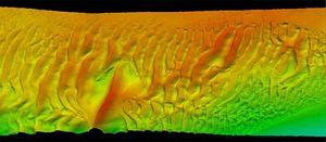 hydrographic survey echo sounder / multibeam