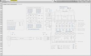 ship monitoring system / engine
