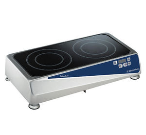 induction cooktop / for ships / two-burner