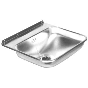 square sink