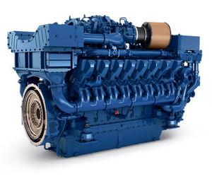 ship generator set