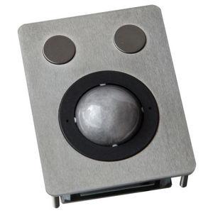 waterproof trackball / laser / for ships