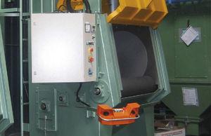 shipyard sandblasting machine