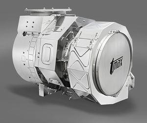 turbo-compressor rigid insulation