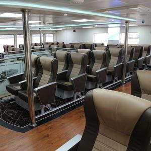 passenger ship seat