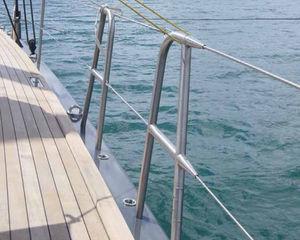 yacht transom gate
