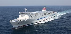 Ro-Pax passenger ferry