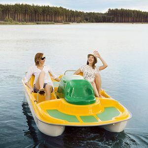 5-person pedal boat