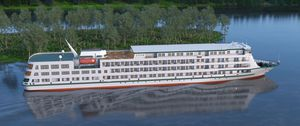 cruising river ferry