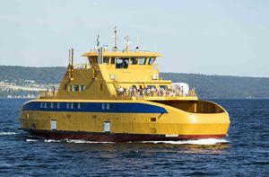 ice-class passenger ferry