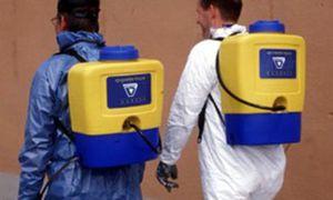 dispersant spray system