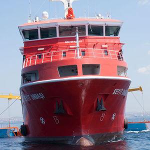 pollution control ship