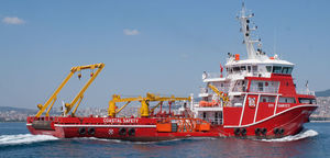 buoy tender multi-purpose vessel