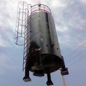 oil treatment system / waste / sludge / wastewater