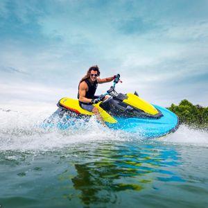 seated jet-ski