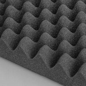 soundproofing panel / polyurethane foam
