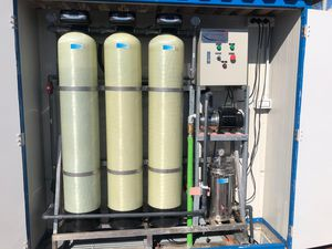 wastewater treatment system