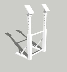 sailboat boat stands