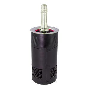 integrated bottle cooler