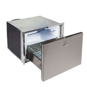 boat refrigerator / for yachts / built-in / compressor