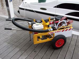 firefighting trolley