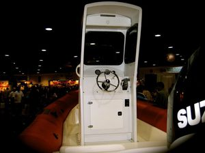 boat wheelhouse