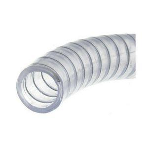 feed pipe / water / steel / PVC