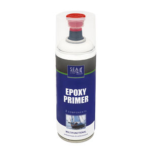 boat primer / multi-use / epoxy / spray