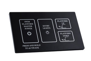 boat control panel / for ships / for yachts / for sailboats